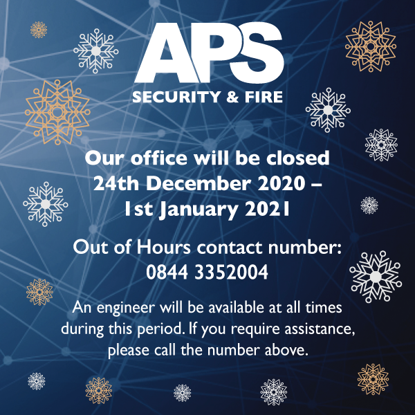APS holiday hours 2020/2021