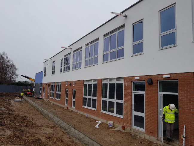 Cavendish Close Infants Schools gets new security and fire system from APS