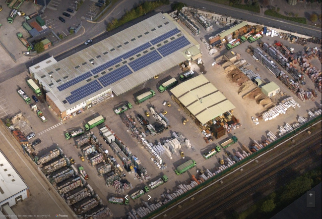 Largest builders merchants in East Midlands gets new fire system from APS