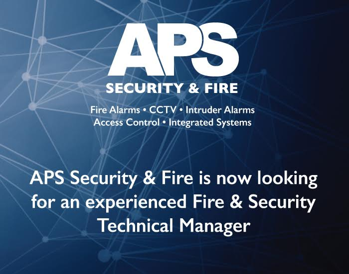 We're looking for a Fire & Security Technical Manager to join our great team!