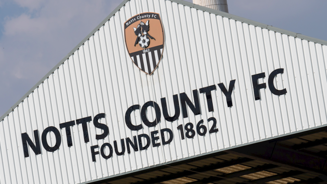 APS proud to call Notts County Football Club our client!