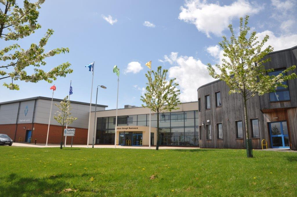 APS complete a HIKVision CCTV installation for Tuxford Academy